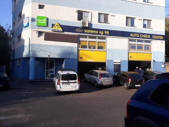 Abs Sistems S G 98 Srl Auto Check Center